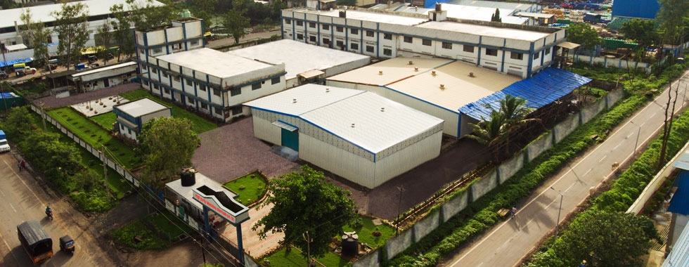 State-of-the-Art Manufacturing Plant at Sarigam, Gujarat